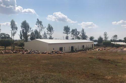 Kayonza church building 1